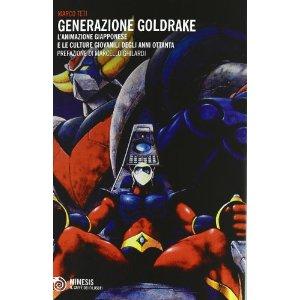 Copertina Generazione Goldrake