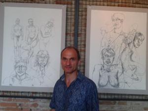 Franz Weidinger e i suoi nudi