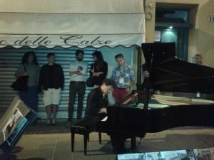 Pianista, Bottoni, Franceschini