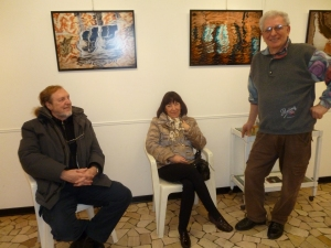 Galleria Il Rivellino (Leopoldo Bon, Cristina Lucchetti, Benito Pasqualini)