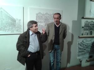 Paolo Volta e Claudio Gualandi