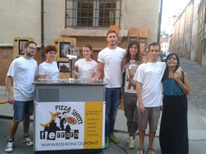 Pizza street '14