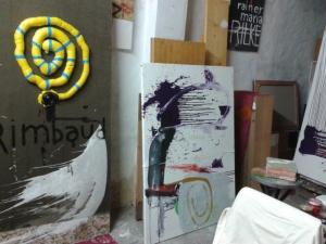 Michele Rio (alcune opere - suo studio)