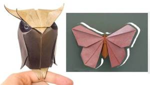 Origami a Rrose Selavy