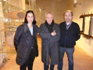 Chiara Cavicchi, Paolo Benetti, Ottorino Bacilieri