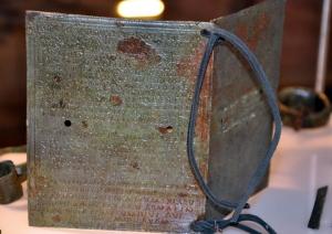 Diploma militare del 12 giugno 100 d. C.