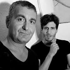 Gianni Venturi e Giacomo Marighelli