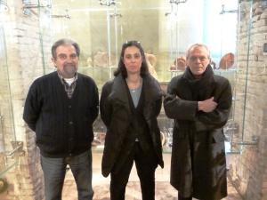 Ottorino Bacilieri, Chiara Cavicchi e Paolo Benetti