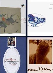 Alcune opere di Rosen