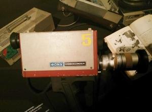 Uno degli oggetti in mostra