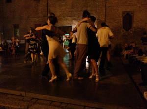 (foto d'archivio - plaza de tango 2015)