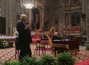 Ettore Gotti Tedeschi e Mons. Mario Toso