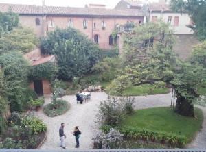 La sede di Palazzo Scroffa