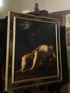 'Caino e Abele' - Guercino