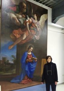 Tasini con L'Annunciazione - Copia