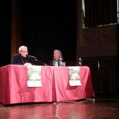 Mons. Luigi Negri e Chiara Mantovani