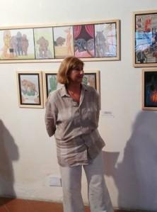 Cloister (Lucia Boni)