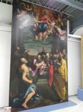Guido Reni, Assunzione della Vergine, 1600