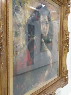 Vincenzo Irolli, Ritratto di giovinetta, 1912-1915