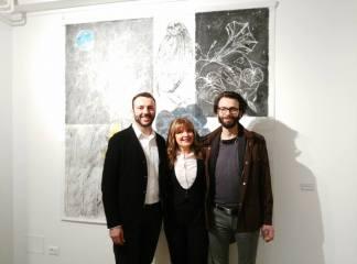 Alessandro Davi, Daniela Carletti, Andrea Musacci