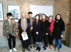 Giorgio Cattani, gli artisti, Veronica Zanirato ed Erika Scarpante