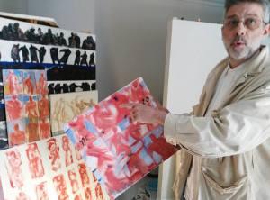 Marcello Darbo ci presenta le opere che esporrà