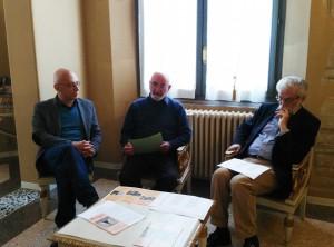 Pres. eventi Borges (Favretti, Aisemberg, Pazzi)