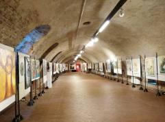 Una Sala dell'Imbarcadero del Castello
