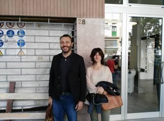 Alessandro Davi ed Erika Grandi (Cloister)