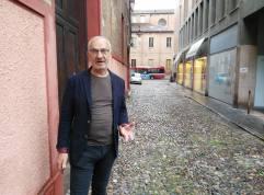 Enrico Ravegnani (Palazzo della Racchetta)