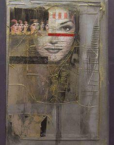 Giuseppe Orsenigo, Visioni femminili - Tecnica mista - 50x68 - 2016(1)