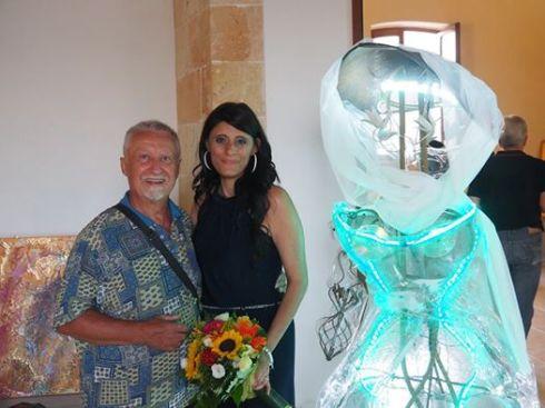 Vincenzo Biavati e Nadia Celi
