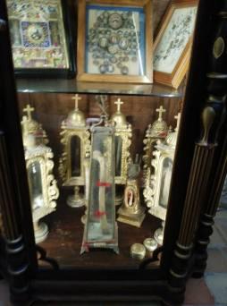 Reliquie (Cattedrale di Andria)