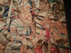 La battaglia di Roncisvalle (part.), c. 1475-1500
