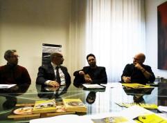 Matteo Pazzi, Massimo Maisto, Marcello Simoni e Alberto Amorelli