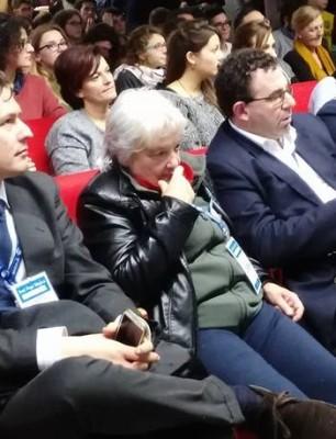 Lucia Topolansky, moglie di Mujica
