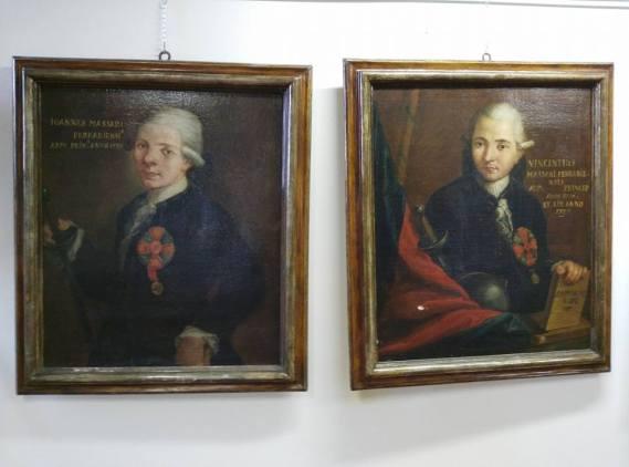 le-due-tele-del-xviii-sec-nella-pinacoteca