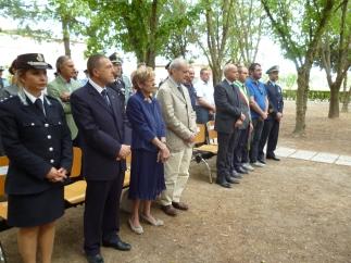 Alcune delle autorità presenti