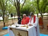 Don Domenico Bedin e Mons. Antonio Bentivoglio
