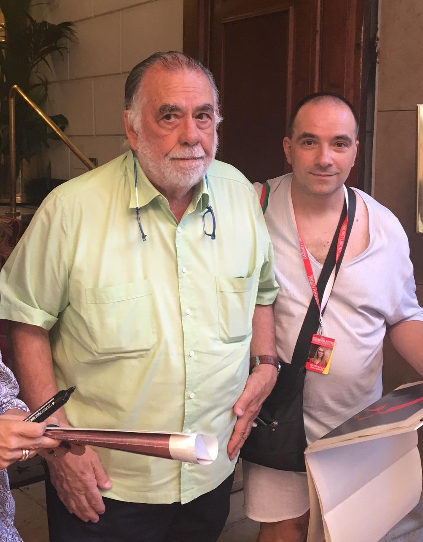 2. Giovanni Bartolucci e Francis Ford Coppola