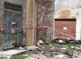 casa e magazzino Bartolucci sigillati+oggetti salvati