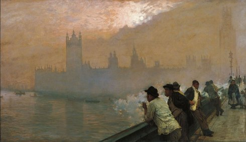 Giuseppe De Nittis, Westminster, 1878