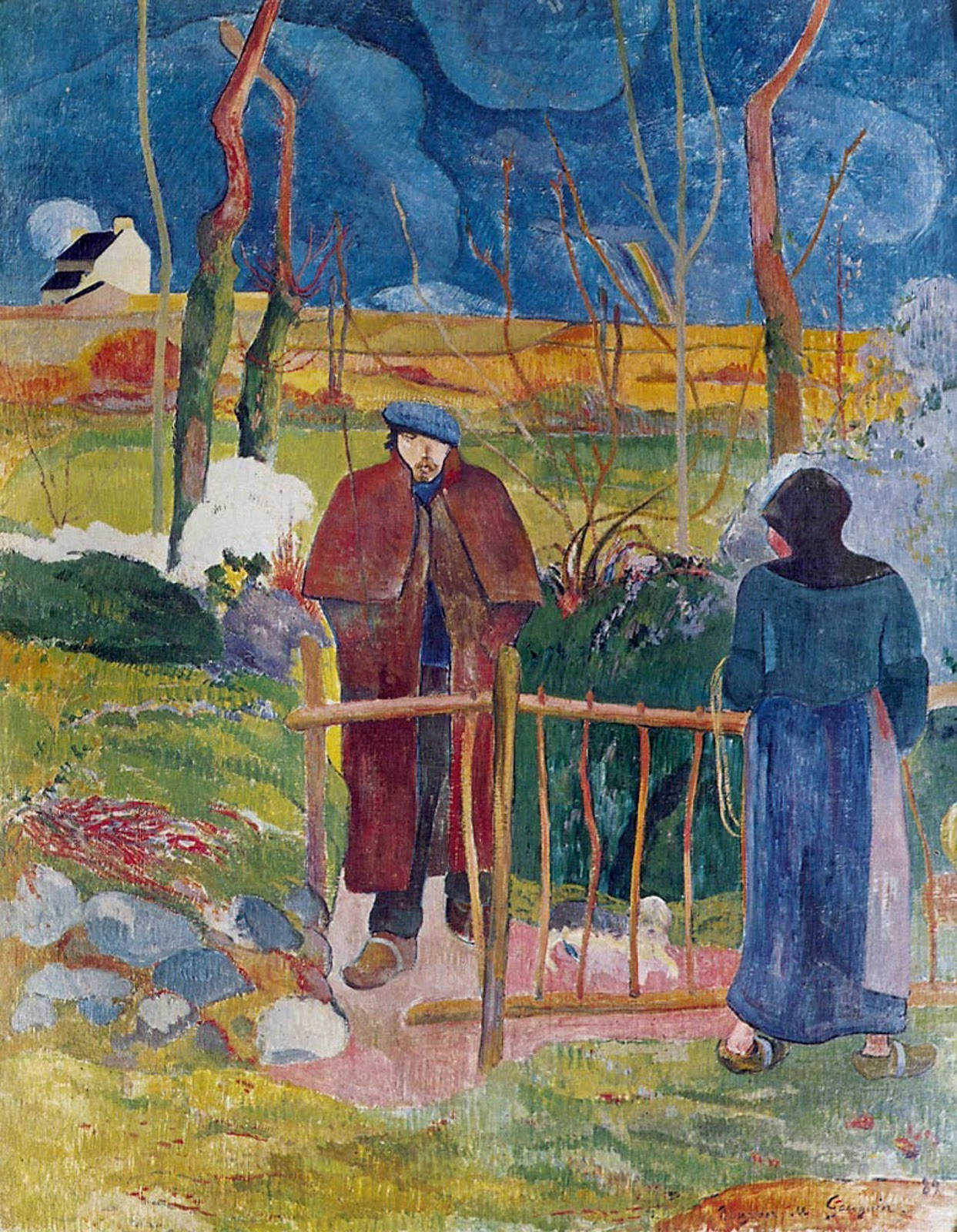 buonjour ms gauguin